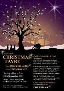 A4 Christmas Fayre 2014